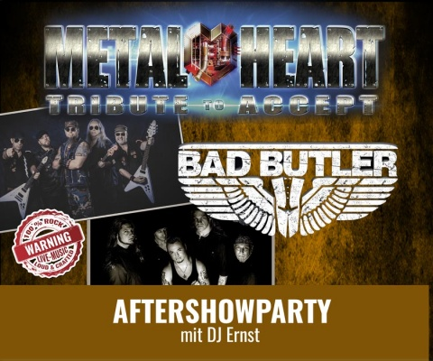 """Metal Heart"" A Tribute to Accept